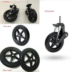 Bugaboo Cameleon Frog Gecko Baby Stroller Front Replacement Small Part Wheel 6