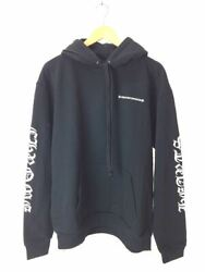 Se Tic Cross Logo/tagged/hoodie/l/cotton/black/2212-304-4017//pullover