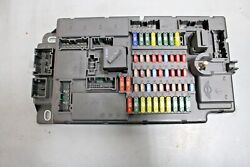 2008 Mini Cooper S R56 Hard Top Complete Junction Box Jbe Module Fuse Relay Test