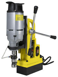 Steel Dragon Tools® Md45 Magnetic Drill Press 1-3/4 Diameter And 2700 Lbs Magnet