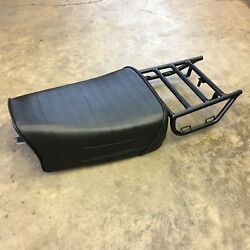 Bmw Airhead Solo Seat For R80gs R80st And R65gs With Rear Rack