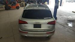 14 15 16 17 Q5 Liftgate Spoiler, W/o Sport Appearance Package Silver Lx1y