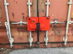 Ela Monster Lock For Storage/shipping Sea Containers High Security Lock