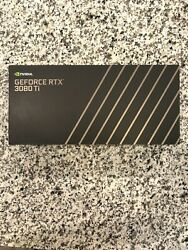 Nvidia Geforce Rtx 3080 Ti Founders Edition 12gb Graphics Card In Hand Shps Now
