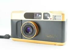 Contax T2 60th Anniversary Limited Model 35mm Gold Film Camera F/s From Japan