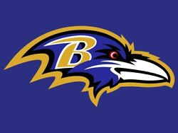 2 Baltimore Ravens Season Ticket Rights Psl Section 108 Row 27 - Lower Level