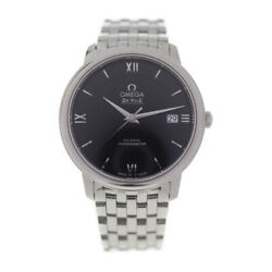 Omega Watches 424.10.37.20.01.001 Stainless Steel Silver