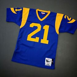 100 Authentic Nolan Cromwell Mitchell And Ness 1979 Rams Jersey Size 40 M Mens