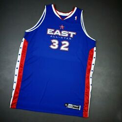 100 Authentic Shaquille O'neal 2005 Nba All Star Game Issued Jersey Mens