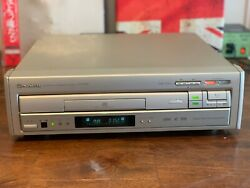 Pioneer Cld-r6g Ntsc Laserdisc Player Dual Sided Play Ac-3 Output
