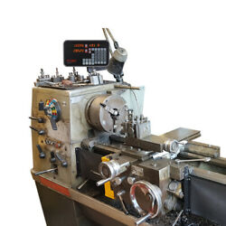 2 Axis Colchester Triumph 2000 Digital Readout - Long Bed -lathe Not Included