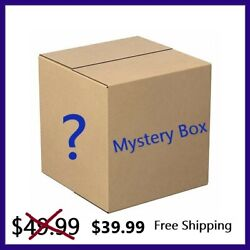 Random Box - Toys Gadgets Household Collectables - Free Shipping