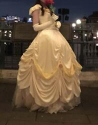 Secret Honey Beauty And The Beast Bell Dress Disney Princess With Props