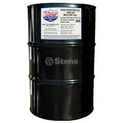 Synthetic Oil 10w-30/55 Gallon Drum Size 55 Size 55 Oil Weight Sae 10w-30synth
