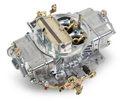 Holley Performance 0-4777s Double Pumper Carburettor Dual Fuel Inlet