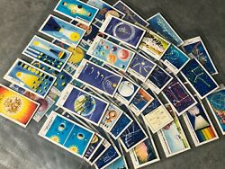 Brooke Bond Out Into Space South African Issue From 1966