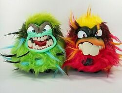 Grumblies Scorch And Tremor Interactive Tested / Work Great Lot Of 2