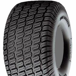 2 New Carlisle Turfmaster Lawn And Garden Tires - 16x650-8 Lrb 4ply 16 6.5 8