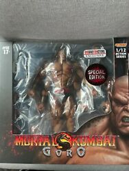 In Stock Storm Collectibles Mortal Kombat Goro Bbts Bloody Special Edition