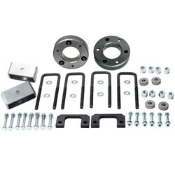3.5 Front 2 Rear Lift Kit Strut Spacers For Chevy Silverado 1500 6-lug 07-18