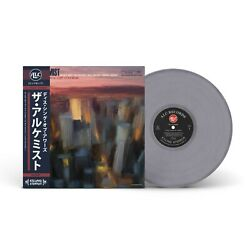 The Alchemist This Thing Of Ours Cement Vinyl Obi Strip + Poster Sealed