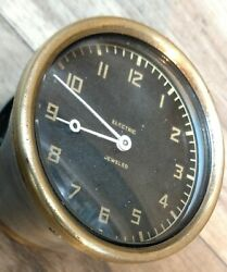 1935 Dodge Plymouth Clock Fully Reconditioned Rare Dodge Brothers
