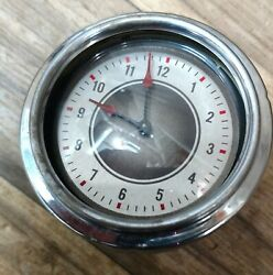 1935 1936 Ford Clock Fully Reconditioned Rare