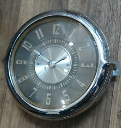 1941 Cadillac Clock Fully Reconditioned Rare