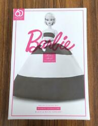 Barbie Collection Black White Forever 60th Anniversary Limited