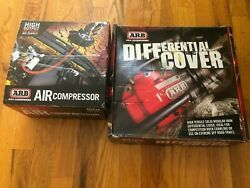 Arb Ckma12 Air Compressor And Ford 8.8 Diff Cover