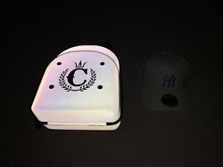 New Era Ny Yankees Uv Activation V2 9forty A-frame Snapback And 6-hat Carrier Lot