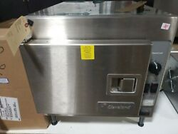 Cleveland 21cet8 Steamcraft Ultra 3 Pan Electric Countertop Steamer 208v, 3 Ph