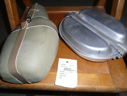 C.m.co. Mess Kit And German Canteen-bug Out Supplies