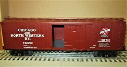 Mth Premier Series Chicago And Northwestern 40and039 Usra Box Car 20-90296d