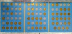 59 Coin 1909-1940 Lincoln Wheat Penny Cent - Early Dates Collection  164
