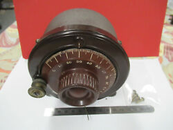 For Parts Antique Atwater Kent Tunning Of Radio Breadboard As Pictured Andf3-ft-07