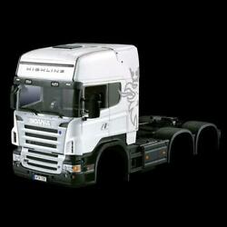Hercules 1/14 Scale Rc Scania 3axle Highline Trailer Tractor Truck Shell 802c