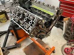 Reman 2003-04 Ford Mustang Cobra 4.6l Engine Long Block Heads Manley Rods Cams