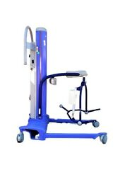 Arjohuntleigh Maxi Move Power Hoyer Lift With Scale