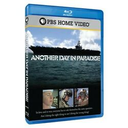 Another Day In Paradise Question Of Love And War Blu-ray 2009 Mitchell Black