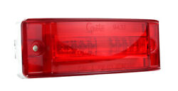 Grote 54002 Stop/turn -marker Red Sup