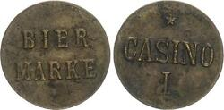 Beer Chip Casino I O. Year Colonies German South West Africa In Windhuk Vf