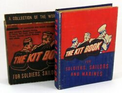 J D Salinger / Hang Of It In The Kit Book For Soldiers Sailors And Marines 1st