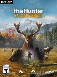 Hunter Call Of The Wild Pc - Open Free Us Shipping