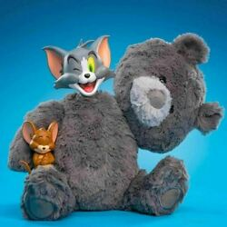 Tom And Jerry Teddy Bear Plush Figure By Toyqube X Soap Studio Blind Bag