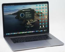 Apple Macbook Pro Space Gray 15 Touch Bar 1tb Ssd 16gb 2017 Model A1707