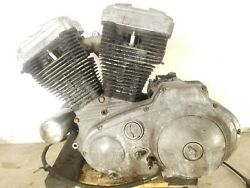 87 Harley Sportster Xl Xlh 883 Engine Motor Complete Guarantee And Warranty