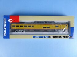 Walthers Ho -union Pacific Up Heritage Acf Dome Lounge City San Francisco B7