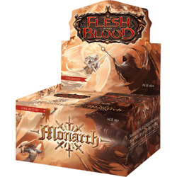 Flesh And Blood Monarch Unlimited Edition Box - Brand New And Sealed