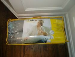Medela Maternity Pillow and Breastfeeding Nursing Pillow in One Flexible Baby